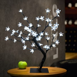 Crystal Cherry blossom Led table lamp