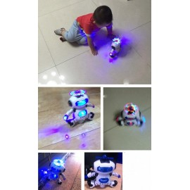 DANCING AND SINGING ROBOT
