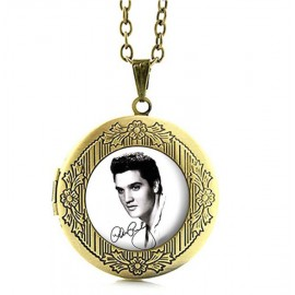 Elvis Presley Necklace