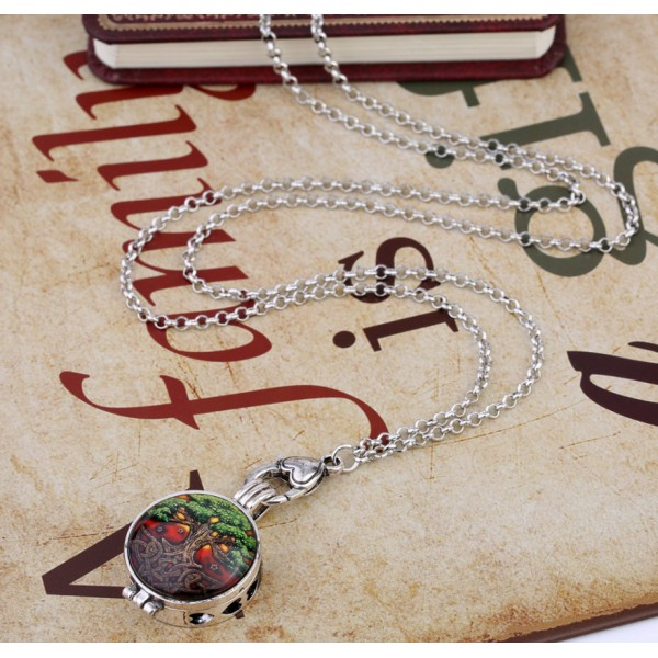 Energetic Tree of Life Necklace