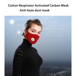 Reusable PM2.5 mouth mask